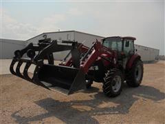 2013 Case IH Farmall 105C MFWD Tractor