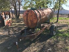 BS&B Water Tank