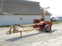 Gehl HS602 800 Series Pull Type Forage Harvester