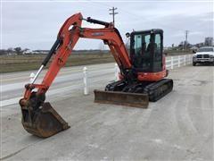 Kubota KX057-4 Mini Excavator