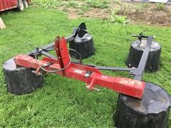 Superior Products 3-Pt Bale Unroller
