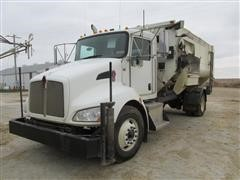 2011 Kenworth Feed Truck With Roto-Mix Box