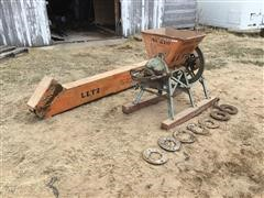 Letz No. 210 Shuck Mill (Feed Grinder)