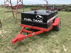 2018 Industrias America 470 Fuel Trailer