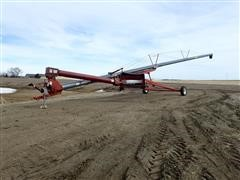 "Hutchinson Mayrath 10""X72' Grain Auger"