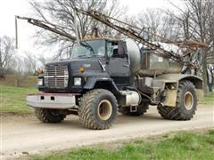 1988 Ford L8000 Floater Sprayer Truck