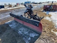 Western Pickup/Truck Front-Mount V-Plow Snow Pusher