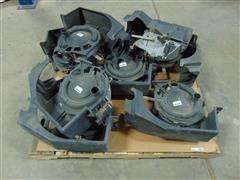 Case International 1200 Or 1250 Series Planter Seed Meters