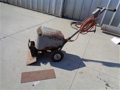 Manure Master Electric Floor Scraper