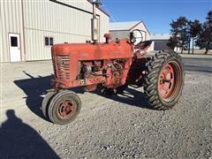 1955 Farmall McCormick 400 2WD Tractor