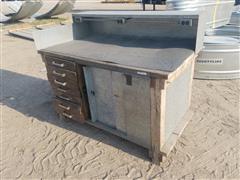 Behlen Mfg Work Bench
