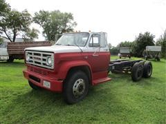 1989 GMC 7000 T/A Cab & Chassis Truck