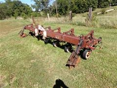Noble Ro-Runner 6 Row Danish Tine Cultivator