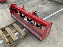 Mahindra KBSSD6 6' 3-Pt Box Blade