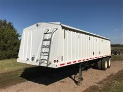 2004 Neville T/A Grain Trailer