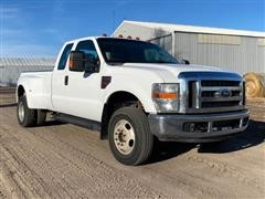 2008 Ford F350XLT Super Duty 4x4 Extended Cab Pickup