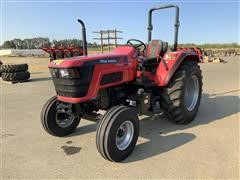 2018 Mahindra 6065 PST 2WD Compact Utility Tractor