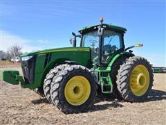 2012 John Deere 8335R MFWD Tractor