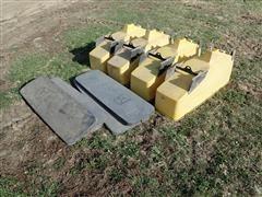 John Deere 7200 3 Bushel Boxes W/Lids
