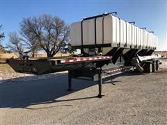 2013 B-B NDT24-50 Tri/A Drop Deck Tender Trailer