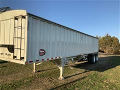 2012 Cts GHT 36 Hopper Bottom T/A Grain Trailer
