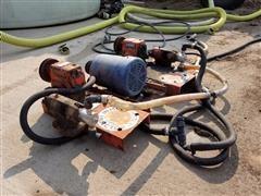 Inject-O-Meter I-70 Electric Fertilizer Pump