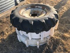 Reinke Pivot Tires