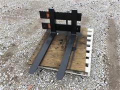 Forklift Carriage & Forks