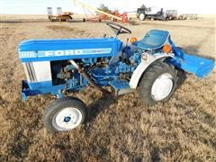 1983 Ford 1110 Utility Tractor