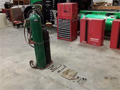 Oxy-Acetylene Torch Set