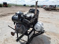 Perkins 1791/2600 Power Unit