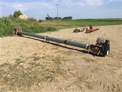 Hutchinson 48' Grain Bin Overhead Grain Conveyor