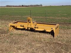 Garfield GCS10 10' 3-Pt Mount Box Blade/Speed Mover