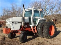 1979 Case 2390 2WD Tractor W/Cab And Duals