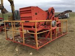 Overstrom Vibrating Screen