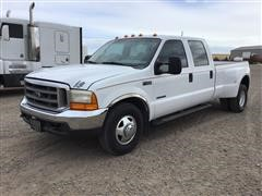 1999 Ford F350 Super Duty Dually Crew Cab Pickup