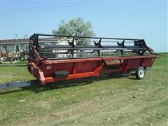 Case International 810 Header And Header Trailer