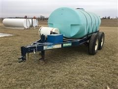 Schaben 1600 Gallon Liquid Tender Trailer