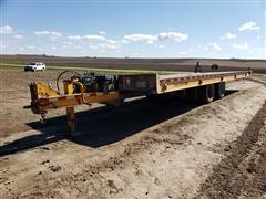 1997 Trail-Eze T/A Flatbed Trailer