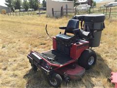 """Toro 724-Z Hydro 60"""" 2WD Mower W/Bagger"""