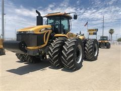 2015 Challenger MT955E 4WD Tractor