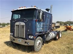 1982 Kenworth K100 T/A Truck Tractor