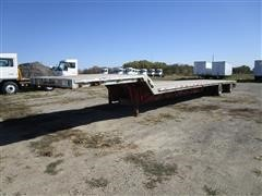 2003 Wilson CFD900 53' T/A Drop Deck Trailer