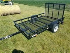 2011 Carry On Utility Trailer