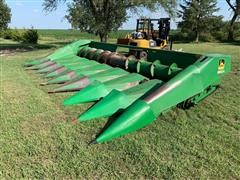 John Deere 853A Row Head