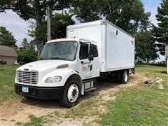 2006 Freightliner M2 106 Medium Duty Box Truck