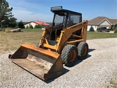 1979 Case 1845 Skid Steer