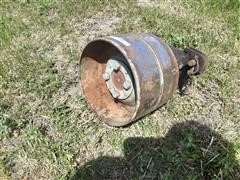 Ford PTO Drive Belt Pulley