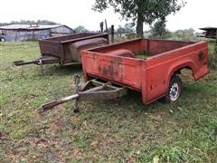 Pickup Box Trailers