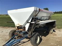 1998 New Leader L2020GT12 Dry Fertilizer Box